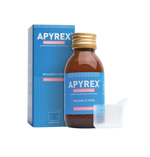 APYREX PEDIATRIQUE